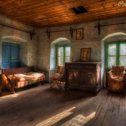 Het eenzame huis vol herinneringen