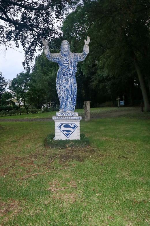 Kloosterpark Vaals. - Een wandeling gemaakt in het kloosterpark in Vaals.<br /> Het park en het bos ter grootte van bijna 2 ha, zijn naast de oudste