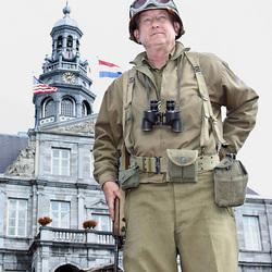 Amerikanen bevrijden Maastricht