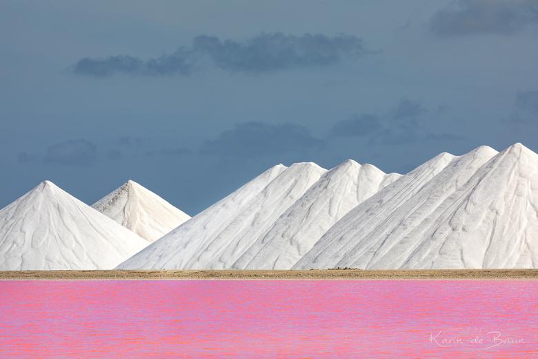 De zoutmijnen van Bonaire! -