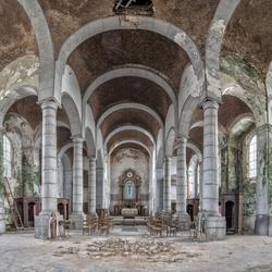 Kerk in verval...