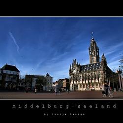 Middelburg - Kerkplein