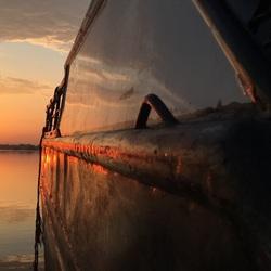 zonsondergang heerewaarden