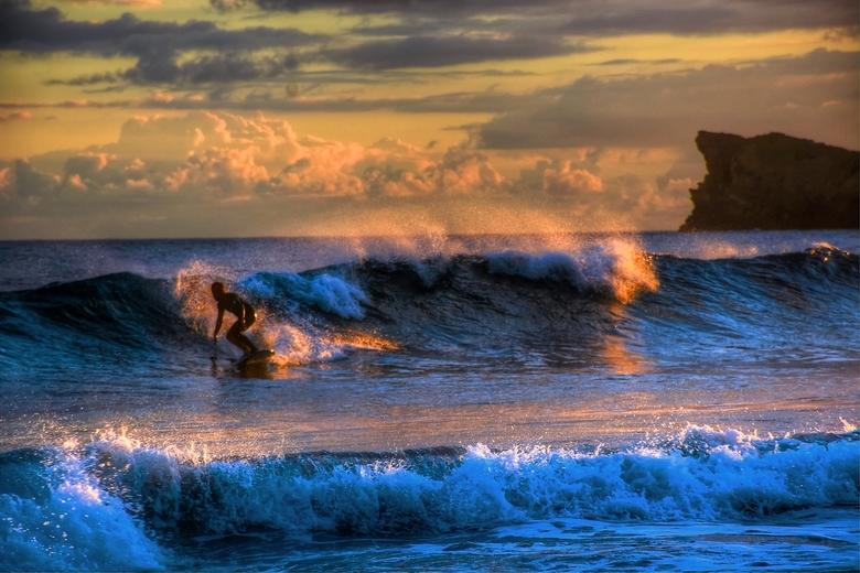 golden surfer -