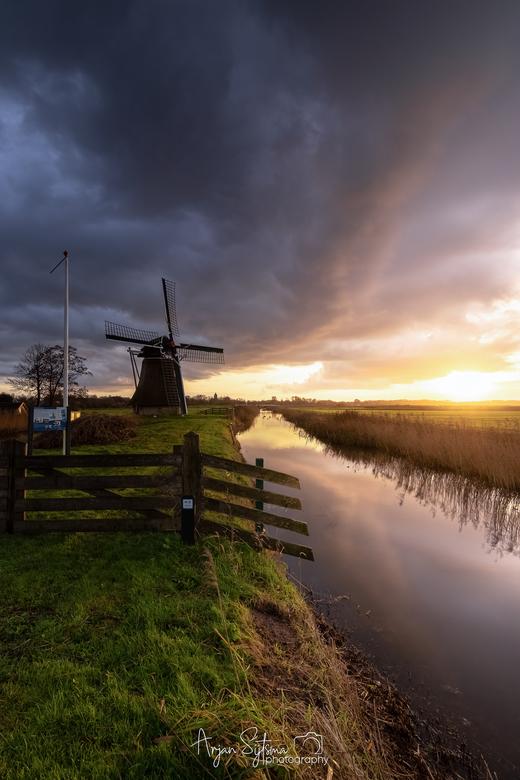 Hollands landschap II -