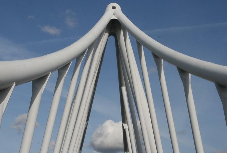 Brugge hoofd - Fietserbrug A12
