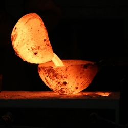 Brons gieten