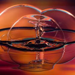 Bubbles and drops
