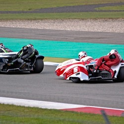 Sidecar action (2) ...☺!