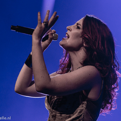 zangeres Charlotte Wessels