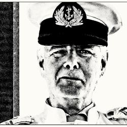 Kapitein der 'SS Rotterdam'