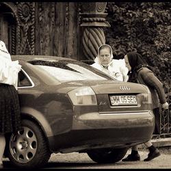 ROMANIA naar de kerk