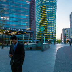 Potsdamerplatz@Berlin