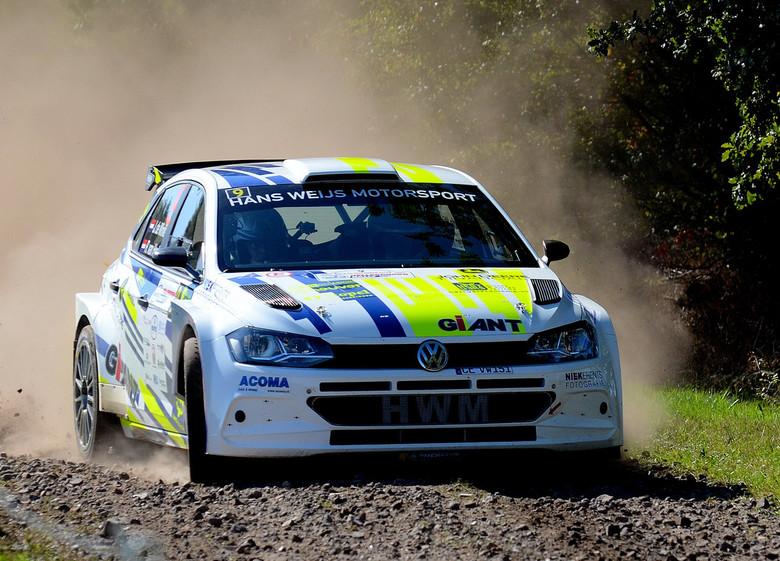 Rally VW Polo R5 -