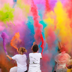 Colourrun Rhenen