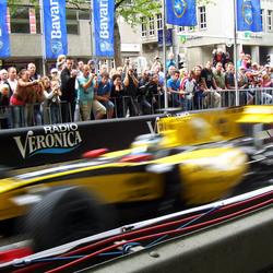 Formule-1 in Rotterdam