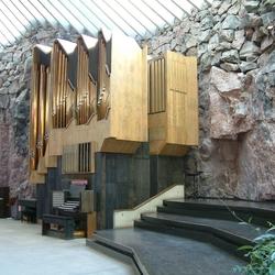 Tempeliaukio kerk