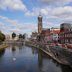 De stad Roermond