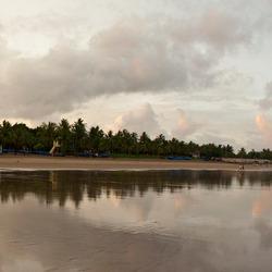 Kuta Bali panorama