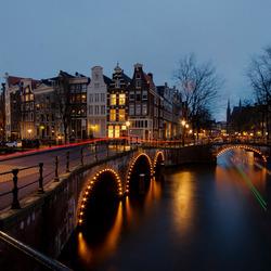 Amsterdam - Leidsegracht - Keizersgracht