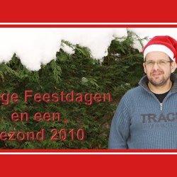 Prettige Feestdagen en een gezond 2010