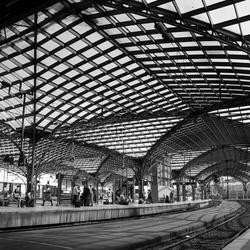 Keulen, Bahnhof
