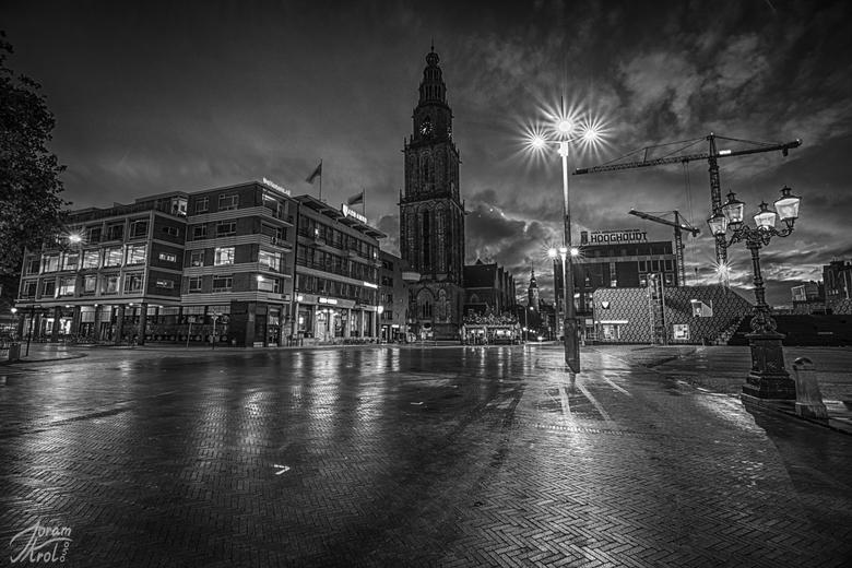 Grote Markt Groningen -