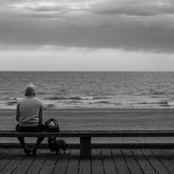 Even alleen zijn