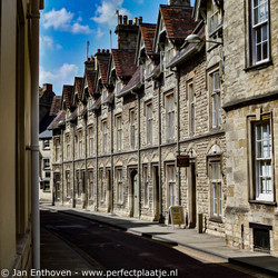 Cirencester town center
