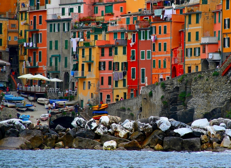 Wasdag  - Cinque Terre Italië