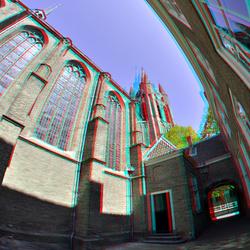 Prinsenhof Delft 8mm Rokinon 3D