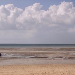 The big beach