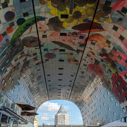 Magic Markthal