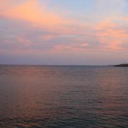 zonsondergang Costa Blanca