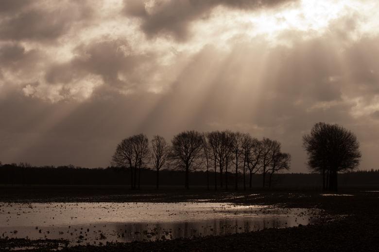 Regen En Zonneschijn : Na regen komt zonneschijn landschap foto van keesmaas zoom
