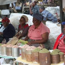 Markt in Manzini Swaziland