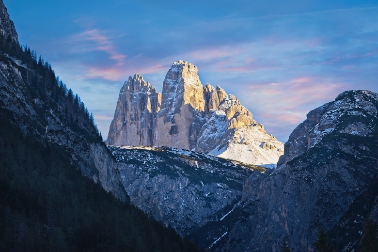 2 Cime out of 3 - This winter we went to Val Pusteria, Dolomites. Our hotel location was perfect for some of the most iconic places on the Dolomites.