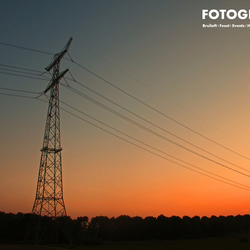 Fotograaf4U Elektriciteitsmast Zonsondergang_01
