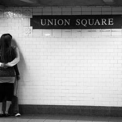 Subway Union Square NYC