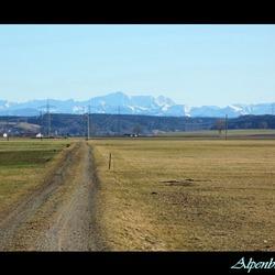 Alpenblik
