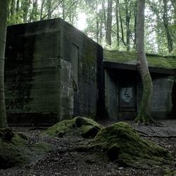 bunker clingendael achterkant