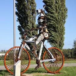 neem eens vaker de fiets