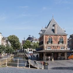 De oude Waag in Leeuwarden