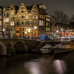 Amsterdam by night 2