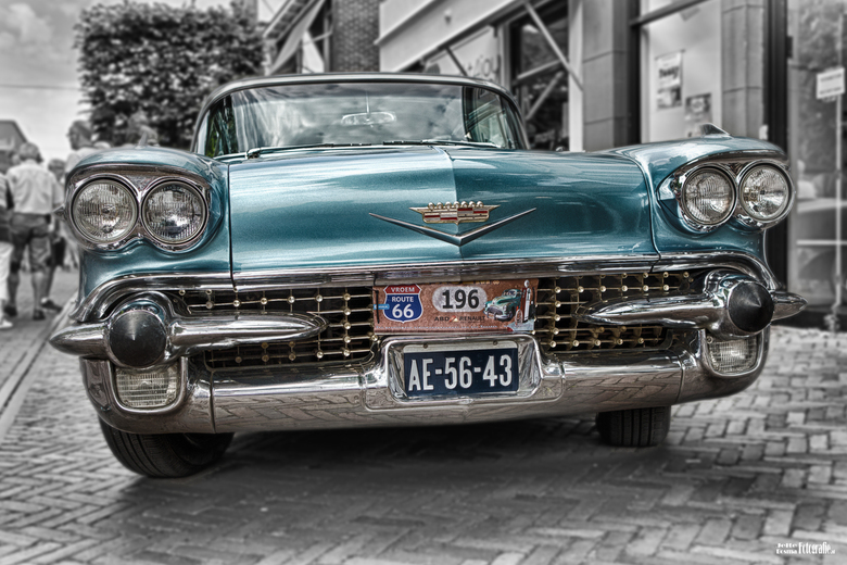 Cadillac Eldorado Seville (1958)
