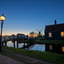 Zaanse Schans at Twilight