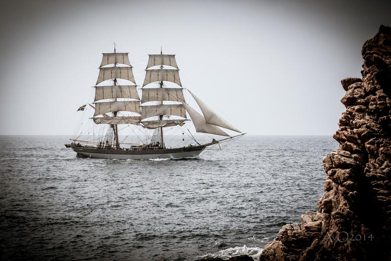 ahoy - Kullaberg, Höganäs, Zuid-Zweden