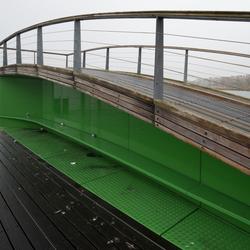 Groene hangplek
