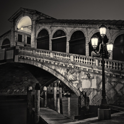 Rialto, before dawn