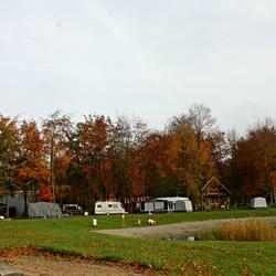 At the Camping de parel, Zeewolde